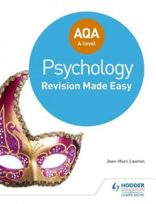 AQA A-level Psychology: Revision Made Easy av Jean-Marc Lawton (Heftet)