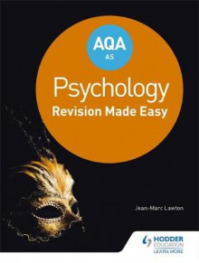 AQA AS Psychology: Revision Made Easy av Jean-Marc Lawton (Heftet)