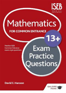 Mathematics for Common Entrance 13+ Exam Practice Questions av David Hanson (Heftet)
