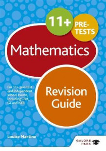 11+ Maths Revision Guide av Louise Martine (Heftet)