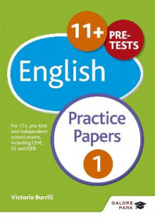 11+ English Practice Papers 1 av Victoria Burrill og Andrew Hammond (Heftet)