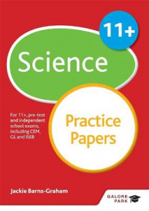 11+ Science Practice Papers av Jackie Barns-Graham og Sue Hunter (Heftet)