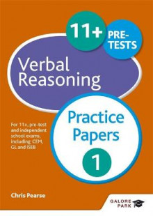 11+ Verbal Reasoning av Chris Pearse (Heftet)