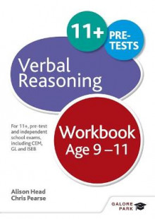 Verbal Reasoning Workbook Age 9-11 av Chris Pearse og Alison Head (Heftet)