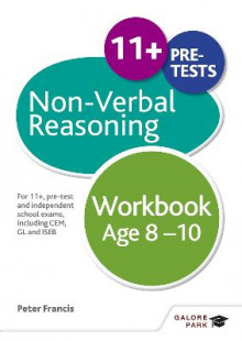 Non-Verbal Reasoning Workbook Age 8-10 av Peter Francis (Heftet)