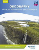 Omslag - Higher Geography for CfE: Physical and Human Environments