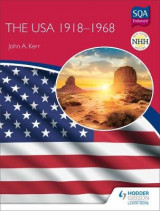 Omslag - New Higher History: The USA 1918-68