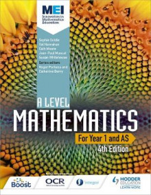 MEI A Level Mathematics Year 1: Year 1 (AS) av Sophie Goldie, Cath Moore, Val Hanrahan, Jean-Paul Muscat og Susan Whitehouse (Heftet)