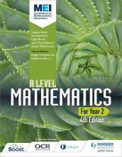 MEI A Level Mathematics Year 2 4th Edition av Sophie Goldie, Val Hanrahan, Cath Moore, Jean-Paul Muscat og Susan Whitehouse (Heftet)