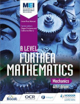 Omslag - MEI A Level Further Mathematics Mechanics