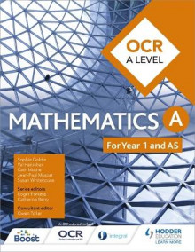 OCR A Level Mathematics Year 1 (AS) av Sophie Goldie, Susan Whitehouse, Val Hanrahan, Cath Moore og Jean-Paul Muscat (Heftet)