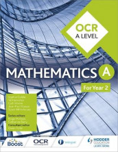 OCR A Level Mathematics Year 2 av Sophie Goldie, Val Hanrahan, Cath Moore, Jean-Paul Muscat og Susan Whitehouse (Heftet)