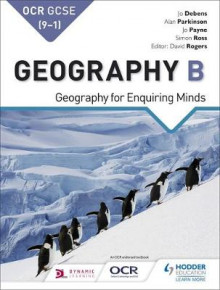 OCR GCSE (9-1) Geography B: Geography for Enquiring Minds av Alan Parkinson, Jo Debens, Joan Payne og Simon Ross (Heftet)