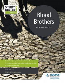 Study and Revise for GCSE: Blood Brothers av Kevin Radford (Heftet)
