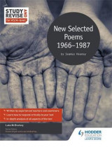 Omslag - Study and Revise for AS/A-Level: Seamus Heaney: New Selected Poems, 1966-1987