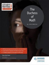 Omslag - Study and Revise for AS/A-Level: the Duchess of Malfi