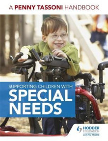 Supporting Children with Special Needs: A Penny Tassoni Handbook av Penny Tassoni (Heftet)