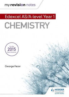 My Revision Notes: Edexcel AS Chemistry av George Facer (Heftet)