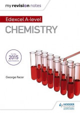 Omslag - My Revision Notes: Edexcel A Level Chemistry