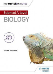 My Revision Notes: Edexcel A Level Biology B av Martin Rowland (Heftet)