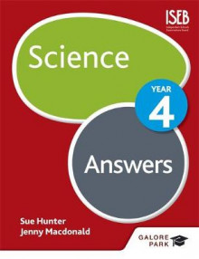 Science Year 4 Answers av Sue Hunter og Jenny Macdonald (Heftet)
