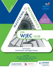 Mastering Mathematics for WJEC GCSE: Higher av Gareth Cole, Heather Davis, Sophie Goldie, Linda Liggett, Robin Liggett, Richard Perring, Keith Pledger og Rob Summerson (Heftet)