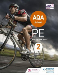 AQA A-Level PE: Book 2 av Carl Atherton, Symond Burrows, Ross Howitt og Sue Young (Heftet)
