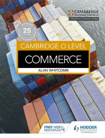 Cambridge O Level Commerce av Alan Whitcomb (Heftet)