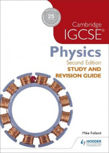 Cambridge IGCSE Physics Study and Revision Guide av Mike Folland, Karen Borrington og Peter Stimpson (Heftet)