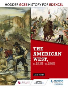 Hodder GCSE History for Edexcel: The American West, C.1835-C.1895 av Dave Martin (Heftet)