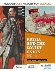 Hodder GCSE History for Edexcel: Russia and the Soviet Union, 1917-41 av John Wright og Steve Waugh (Heftet)