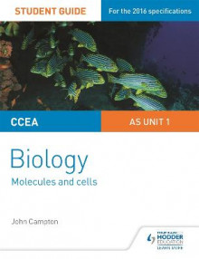 CCEA AS Unit 1 Biology Student Guide: Molecules and Cells av John Campton (Heftet)