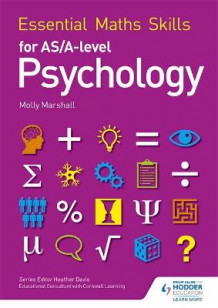 Essential Maths Skills for AS/A Level Psychology av Molly Marshall (Heftet)