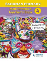 Omslag - Bahamas Primary Mathematics Teacher's Book 4
