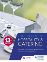 Omslag - The Theory of Hospitality & Catering