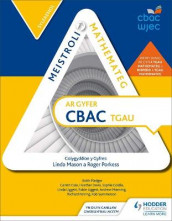 Meistroli Mathemateg CBAC TGAU: Sylfaenol (Mastering Mathematics for WJEC GCSE: Foundation Welsh-language edition) av Gareth Cole, Heather Davis, Sophie Goldie, Linda Liggett, Robin Liggett, Andrew Manning, Richard Perring, Keith Pledger og Rob Summerson (Heftet)