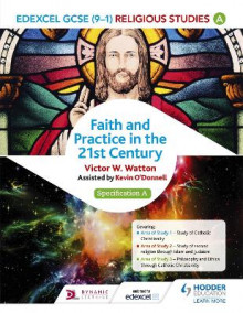 Edexcel Religious Studies for GCSE (9-1): Catholic Christianity (Specification A) av Victor W. Watton (Heftet)