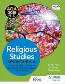 AQA GCSE (9-1) Religious Studies Specification A: Specification A av Lesley Parry, Jan Hayes og Sheila Butler (Heftet)