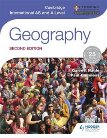Cambridge International AS and A Level Geography av Garrett Nagle (Heftet)