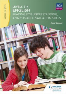Levels 3-4 English: Reading for Understanding, Analysis and Evaluation Skills av Jane Cooper (Heftet)