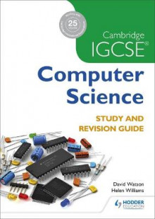 Cambridge IGCSE Computer Science Study and Revision Guide av David Watson, Paul Hoang, Dave Watson og Helen Williams (Heftet)
