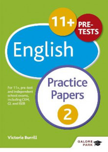 11+ English Practice Papers 2 av Victoria Burrill og Andrew Hammond (Heftet)