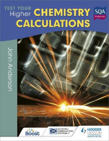 Test Your Higher Chemistry Calculations 3rd Edition av John Anderson (Heftet)
