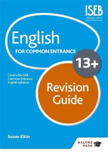 English for Common Entrance at 13+ Revision Guide av Susan Elkin (Heftet)