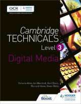 Omslag - Cambridge Technicals Level 3 Digital Media: Level 3