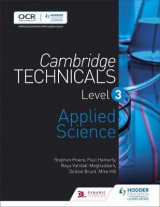 Omslag - Cambridge Technicals Level 3 Laboratory Skills