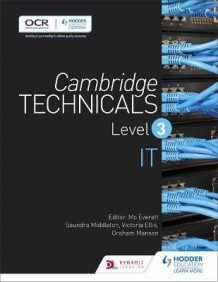 Cambridge Technicals Level 3: Level 3 av Victoria Ellis, Graham Manson og Saundra Middleton (Heftet)