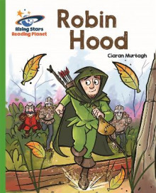 Reading Planet - Robin Hood - Green: Galaxy av Ciaran Murtagh og Helen Chapman (Heftet)