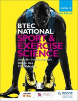 Omslag - BTEC National Level 3 Sport and Exercise Science 4th Edition