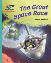 Reading Planet - The Great Space Race - Turquoise: Galaxy av Ciaran Murtagh (Heftet)